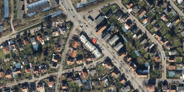 Ekstrem regn på Frederiksborgvej 211B, 2400 København NV