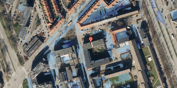 Ekstrem regn på Ragnagade 15, 1. 1, 2100 København Ø
