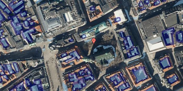 Ekstrem regn på Nikolaj Plads 10C, 1067 København K