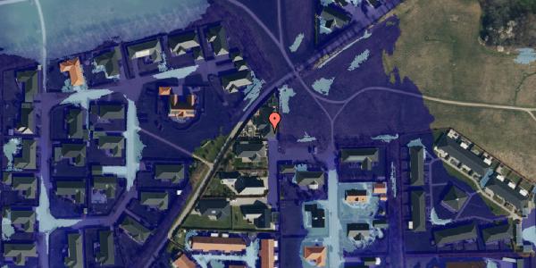 Ekstrem regn på Frøhaven 16A, 2630 Taastrup