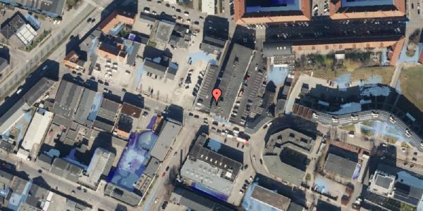 Ekstrem regn på Birkedommervej 31, 2. , 2400 København NV