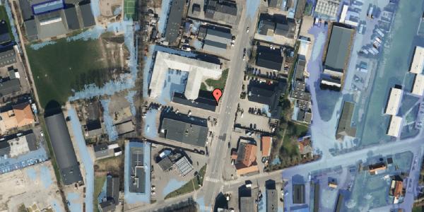 Ekstrem regn på Arnold Nielsens Boulevard 70, 1. , 2650 Hvidovre