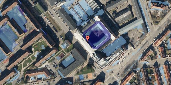 Ekstrem regn på Vermundsgade 38, 1. tv, 2100 København Ø