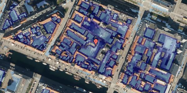 Ekstrem regn på Nyhavn 31M, st. , 1051 København K