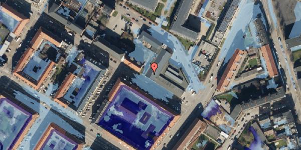 Ekstrem regn på Theklavej 10, 1. , 2400 København NV