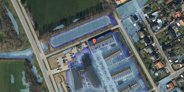 Ekstrem regn på Mellemvangsvej 120, 1. tv, 2650 Hvidovre