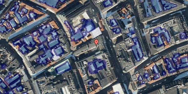Ekstrem regn på Pilestræde 14G, 1112 København K
