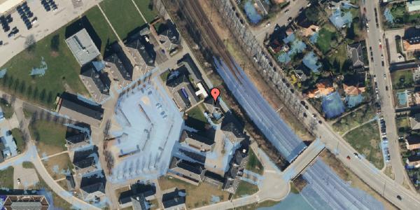 Ekstrem regn på Svanemøllens Kaserne 14, st. , 2100 København Ø
