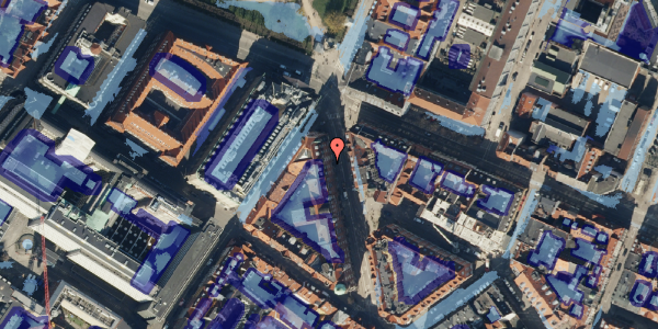 Ekstrem regn på Christian IX's Gade 7, 2. , 1111 København K