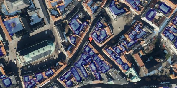 Ekstrem regn på Klosterstræde 25, 3. , 1157 København K