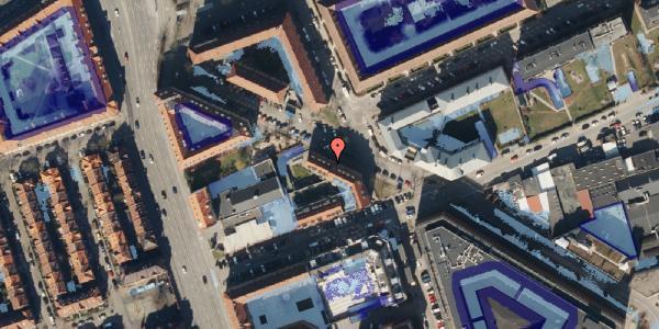 Ekstrem regn på Æbeløgade 13, 2. 204, 2100 København Ø