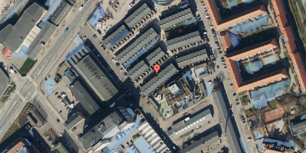 Ekstrem regn på Emblasgade 157, 1. tv, 2100 København Ø