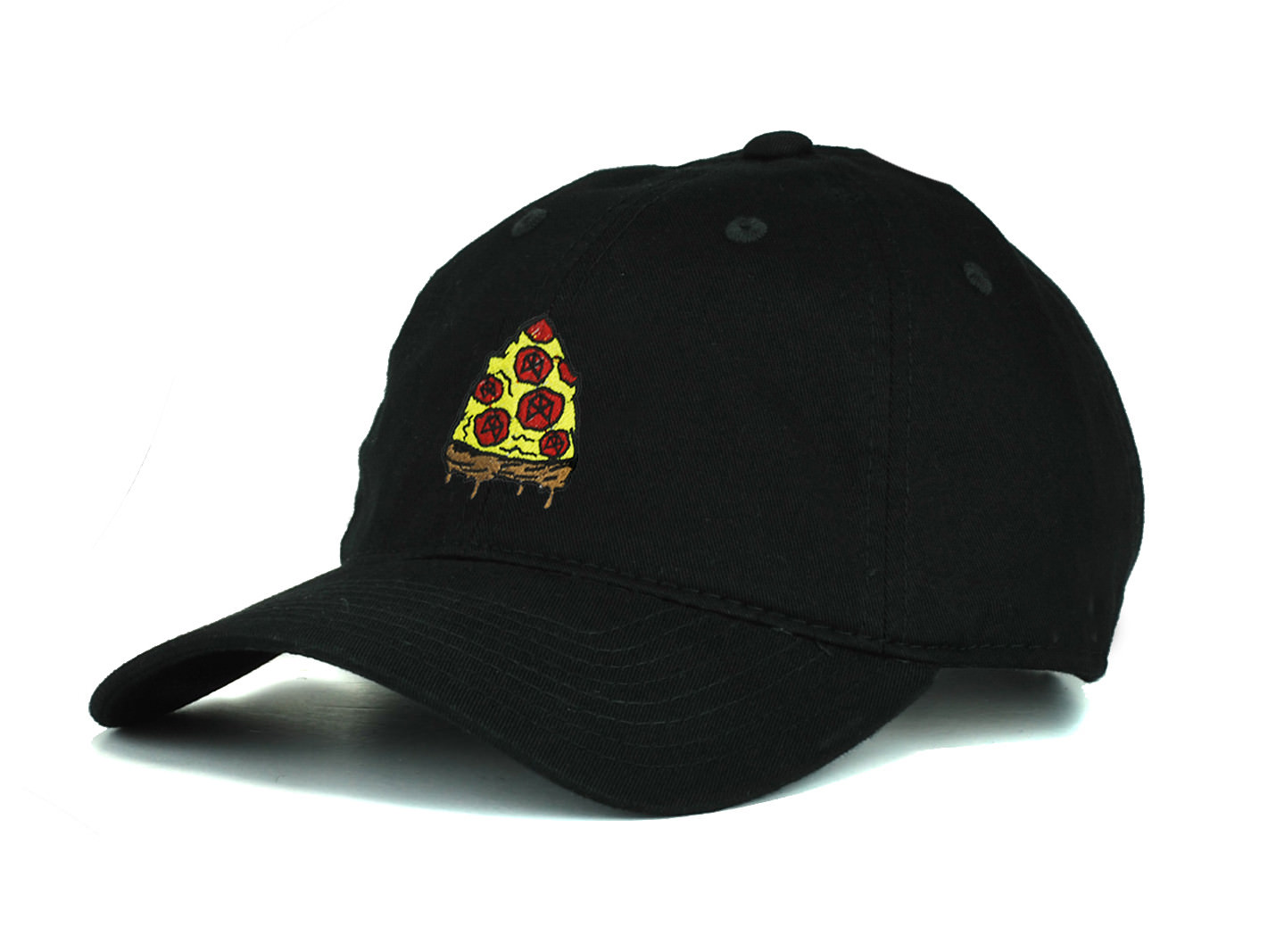 BMFIT CARBS PIZZA STRAPBACK HAT