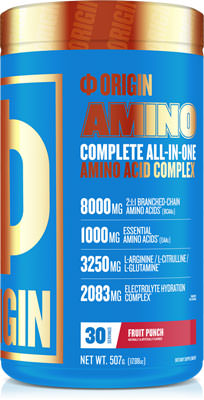 COMPLETE ALL-IN-ONE AMINO ACID COMPLEX