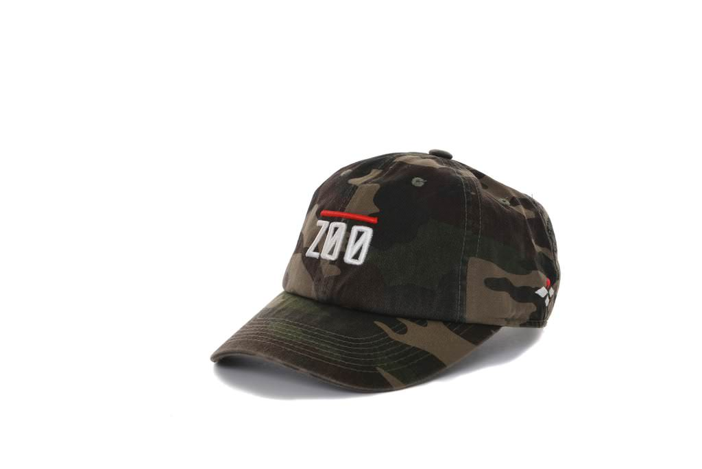 ZOO Camo Dad Hat