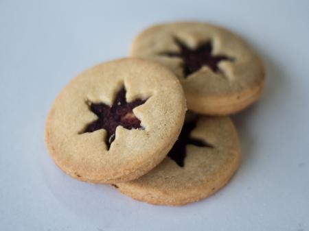 Linzer Cookies 100g