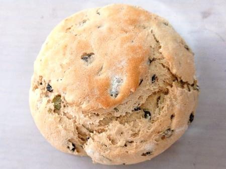Olive Basil Sourdough Bread 200g