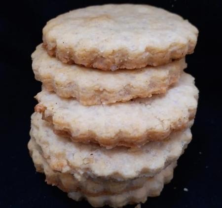 Lemon Cookies 100g