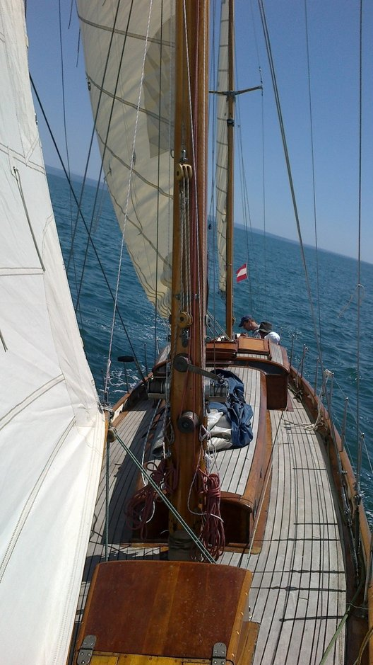 Used 1936 Yawl Smarianne for sale BOATIM