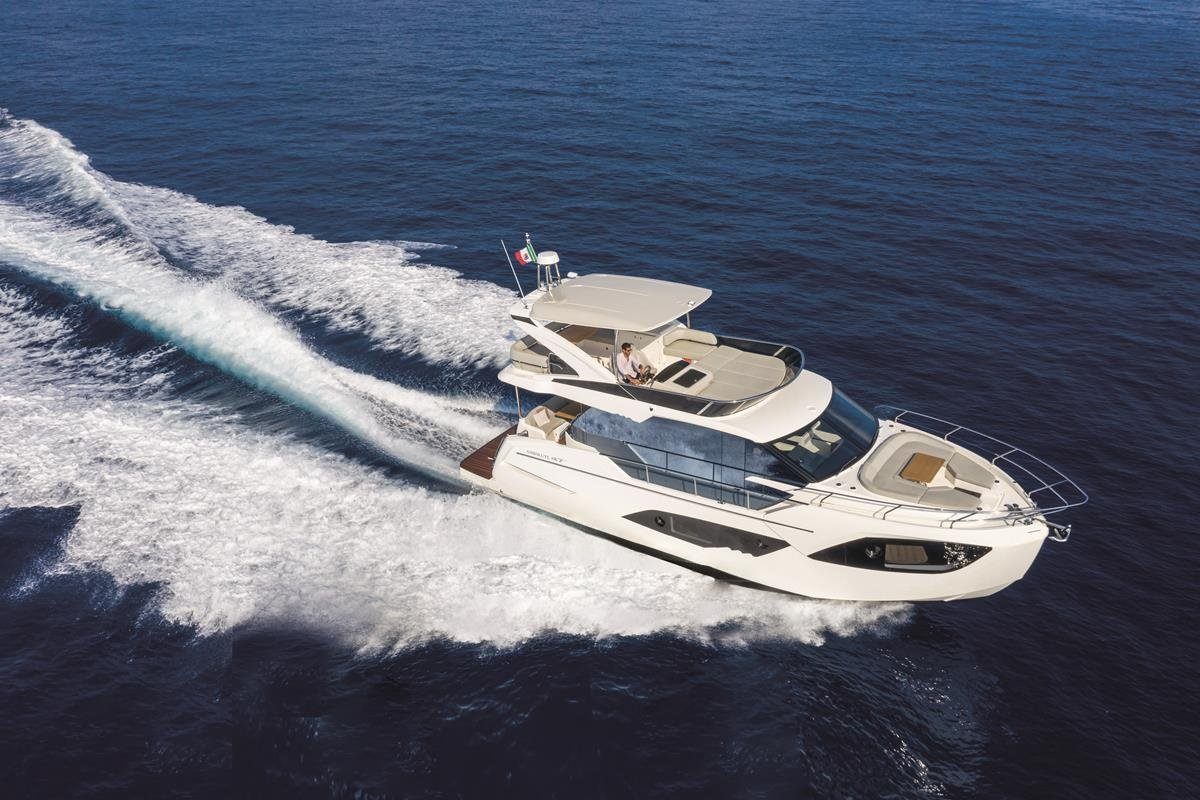 Used Absolute 47 Fly for sale Boatim