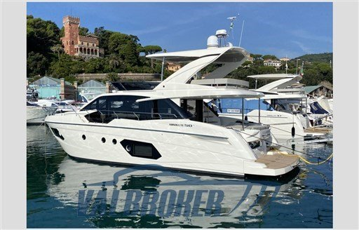 New Absolute 50 Fly for sale Boatim