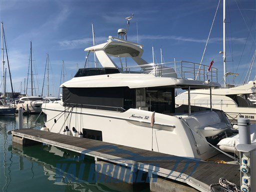 Used Absolute 52 Navetta for sale BOATIM