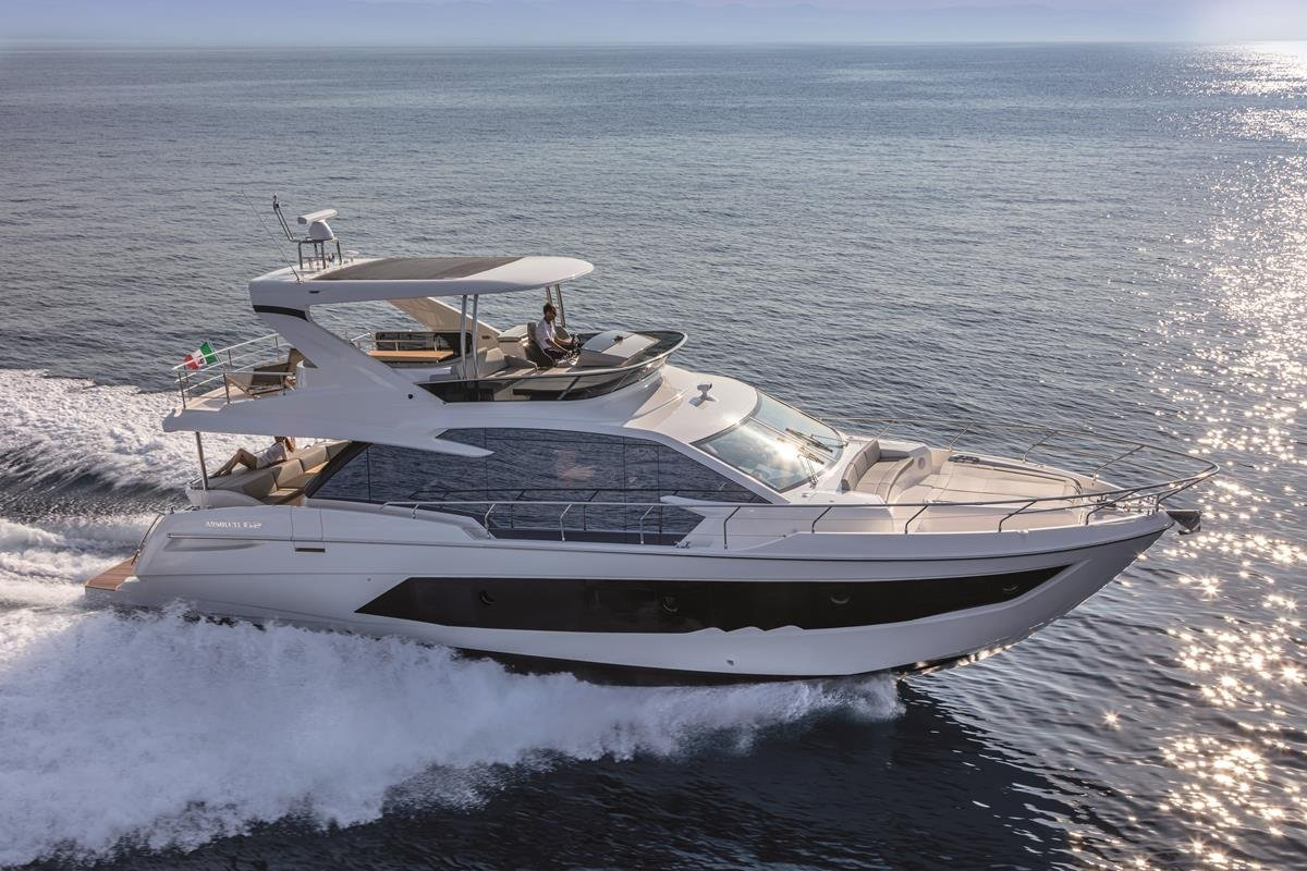 Used Absolute 62 Fly for sale Boatim