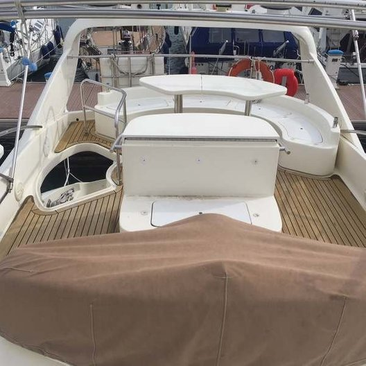 Used Aicon 56 Fly for sale Boatim