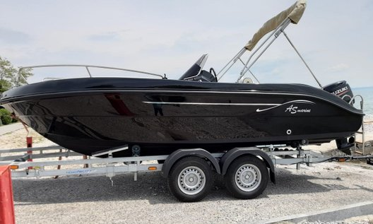 New AS Marine 570 open for sale BOATIM