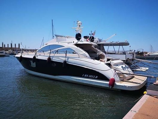 Used Astondoa 53 Ht for sale BOATIM