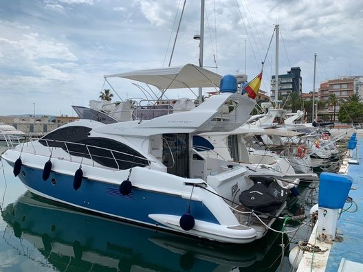 Used Azimut 45 fly for sale Boatim