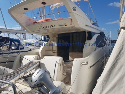 Used Azimut 46 Fly for sale Boatim