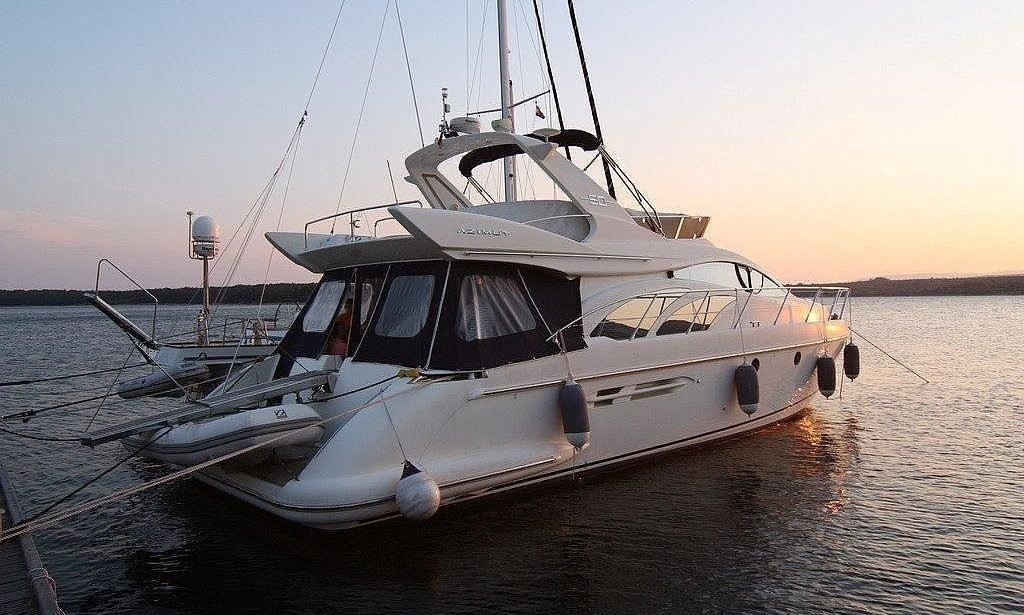 Used Azimut 50 for sale BOATIM
