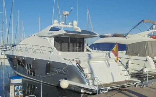Used Azimut 55S for sale BOATIM