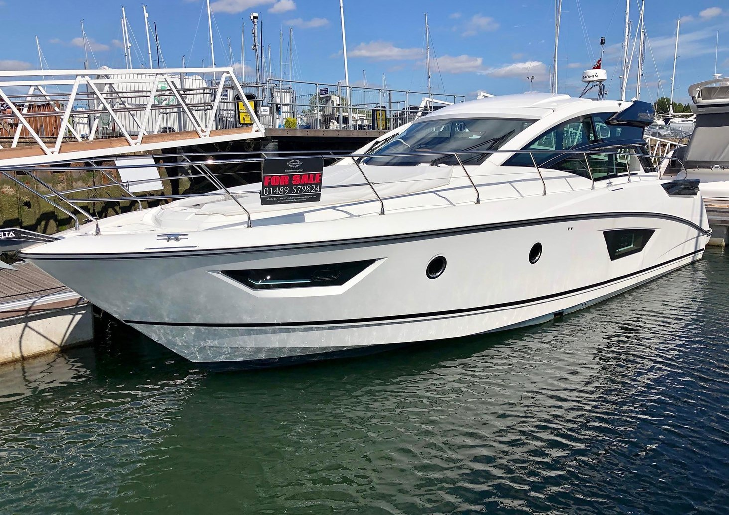 Used Beneteau Gt 46 for sale BOATIM
