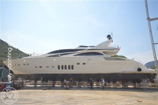 Used Cantieri-Arno Leopard 32 for sale BOATIM