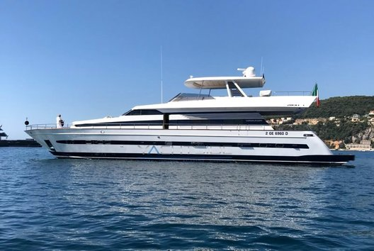 Used Cantieri di Pisa Akhir 25 S for sale BOATIM