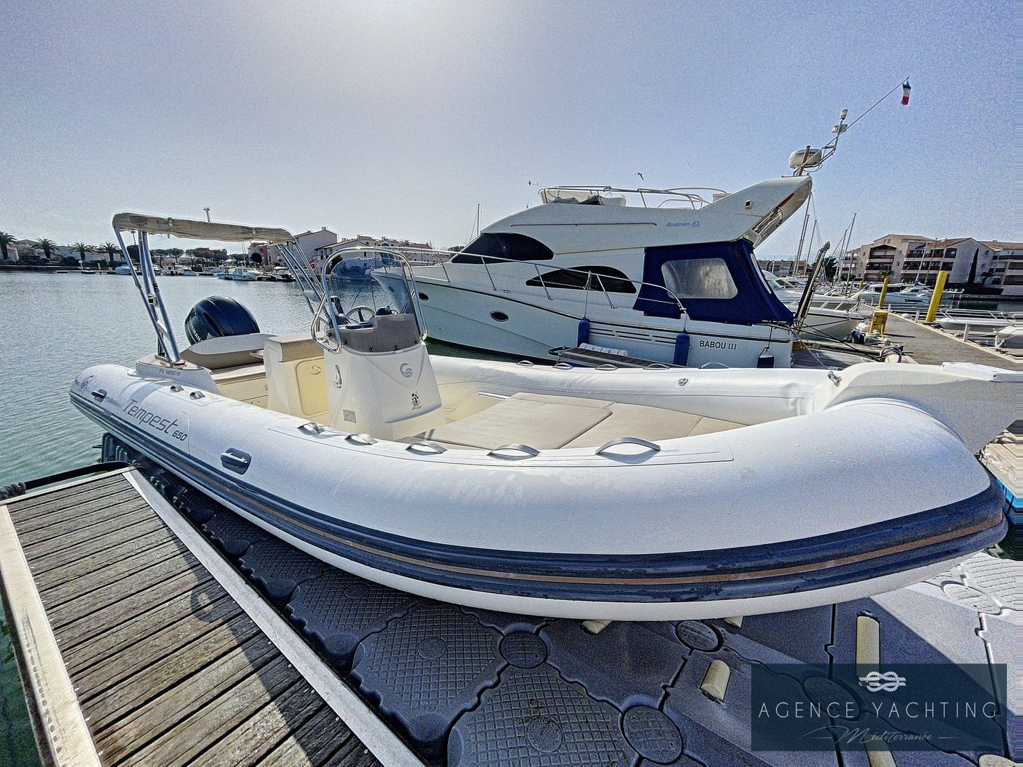 Used Capelli Tempest 650 for sale BOATIM