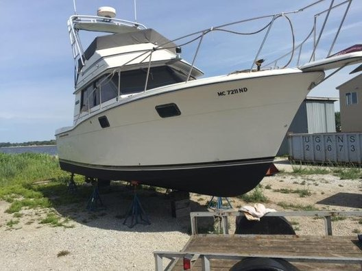 Used Carver Convertible for sale BOATIM