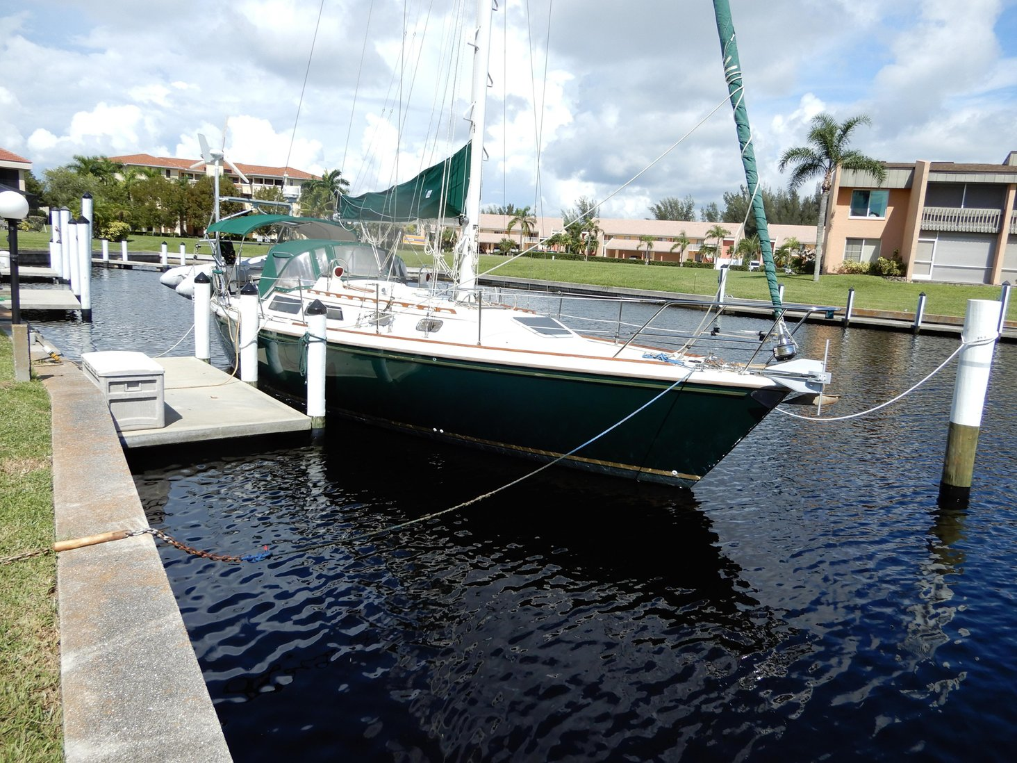 Used Catalina Cutter Rig for sale BOATIM