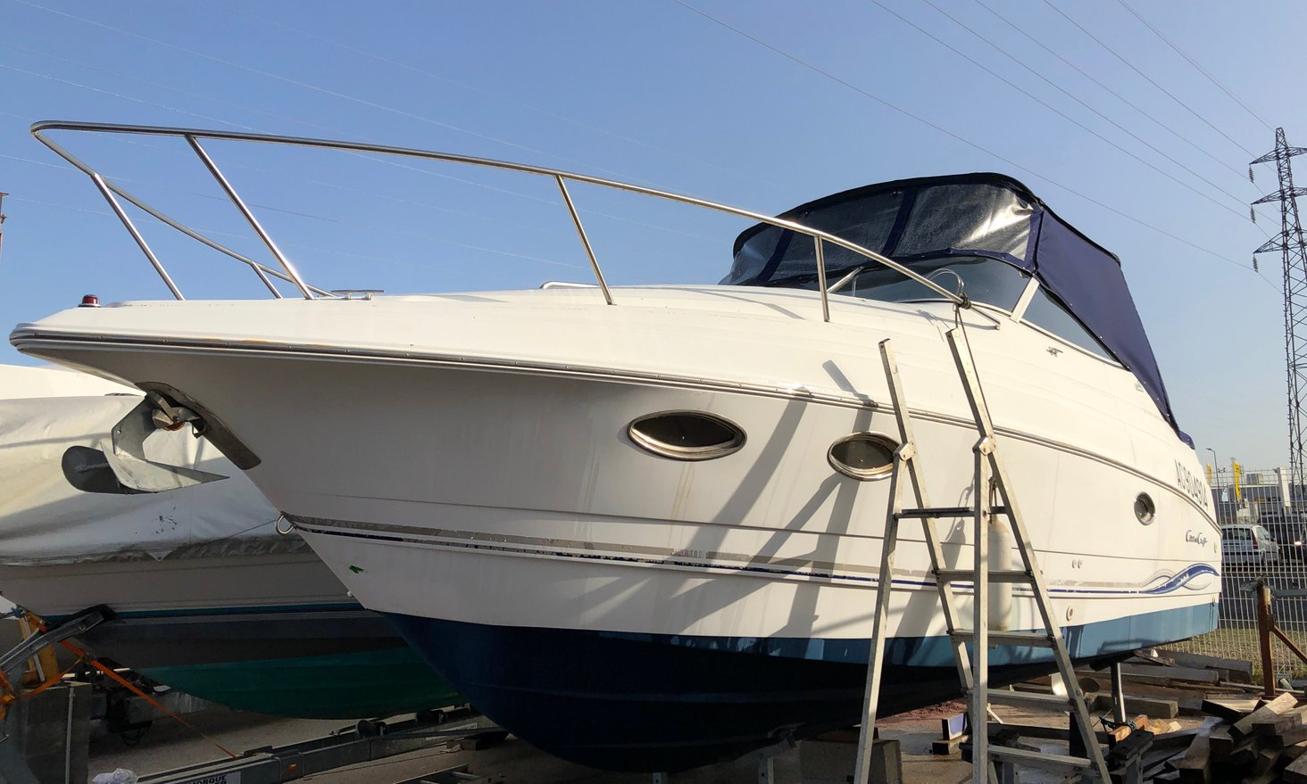 Used Chris-Craft 240 Cc for sale BOATIM