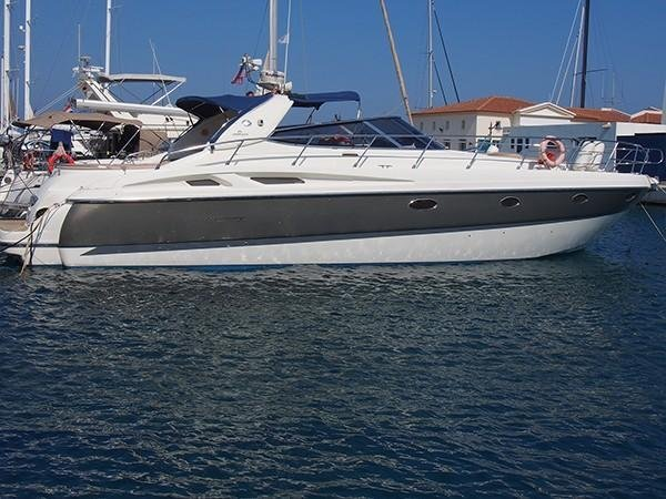 Used Cranchi Mediterranee 50 for sale BOATIM