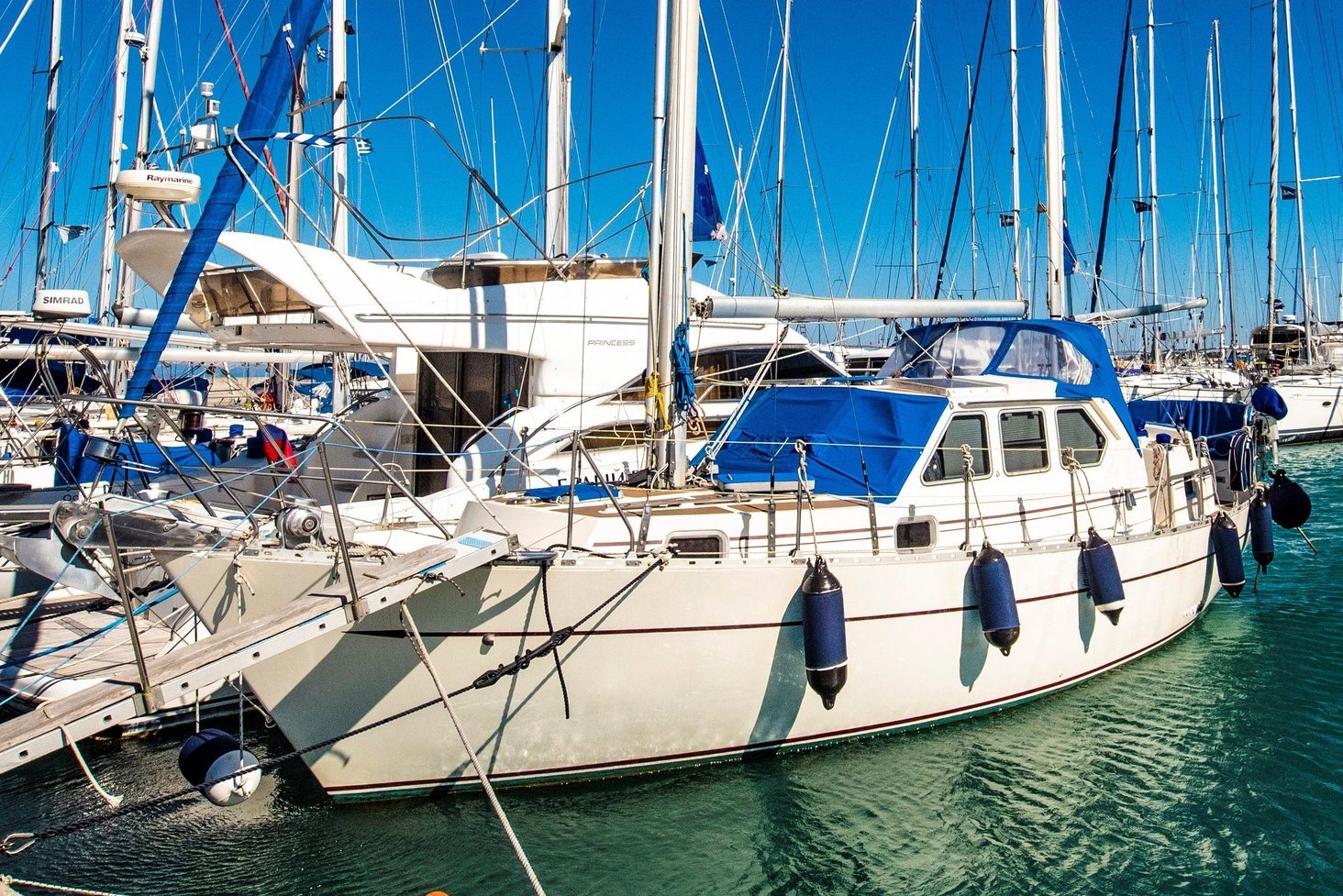 Used Cromarty 36 for sale BOATIM