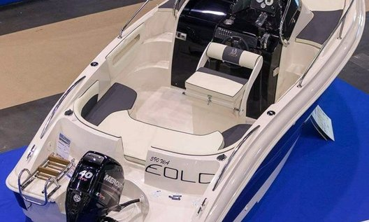 New Eolo 590 Day for sale BOATIM