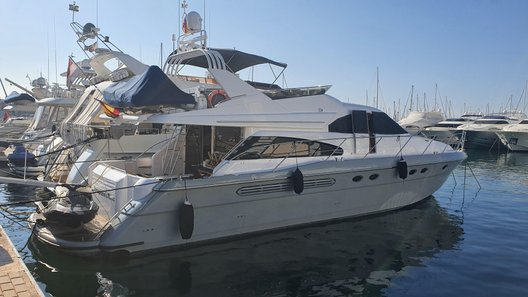 Used Fairline 65 Squadron for sale BOATIM