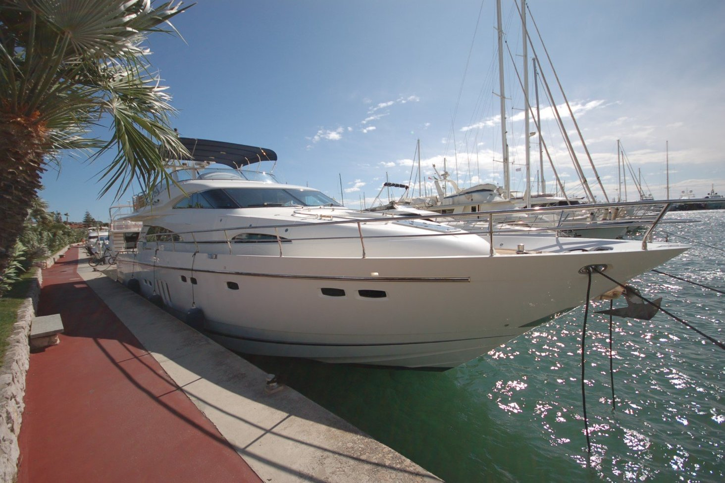 Used Fairline Squadron 68 for sale BOATIM