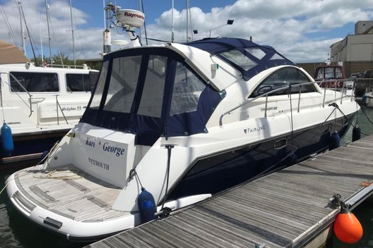 Used Fairline Targa 38 for sale BOATIM
