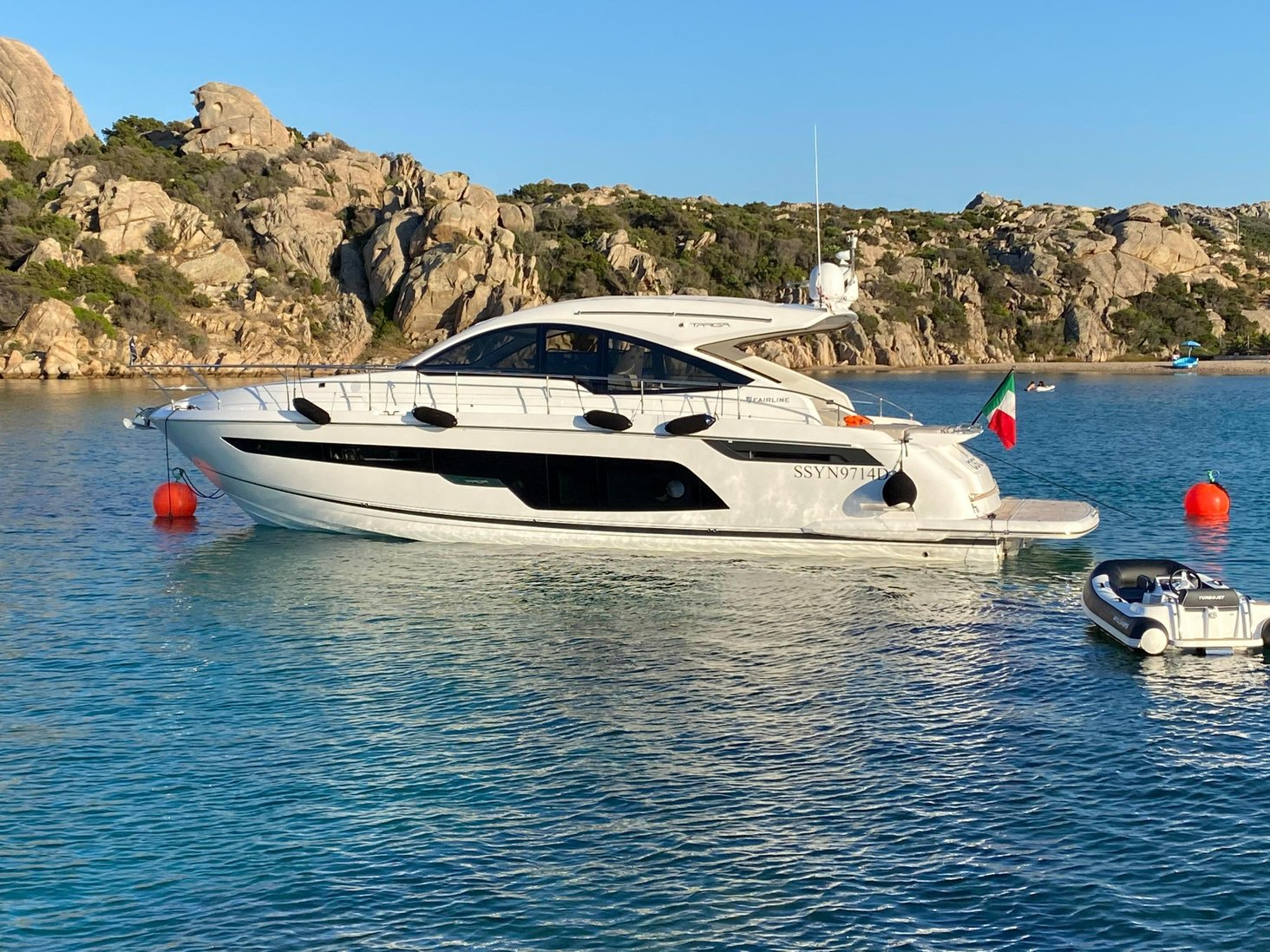 Used Fairline Targa 48 for sale BOATIM