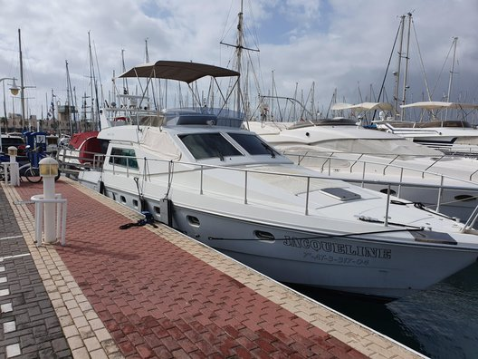 Used Ferretti Yachts 44s-Altura for sale BOATIM
