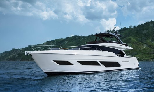 New Ferretti Yachts 720 for sale BOATIM